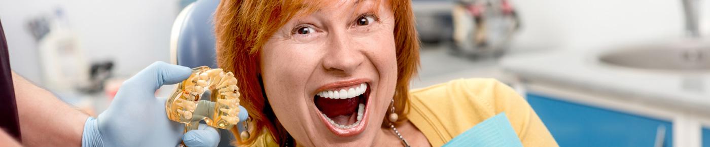 Affordable dental implants Sydney